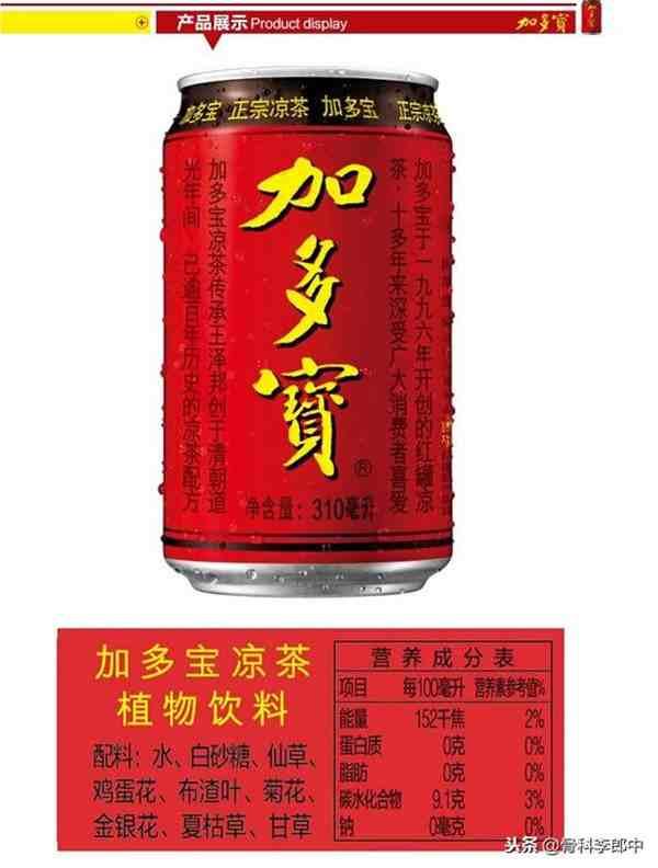 凉茶配方(王老吉的中药配方解析)
