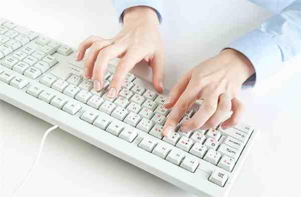 练习打字速度(电脑新手如何快速打字)