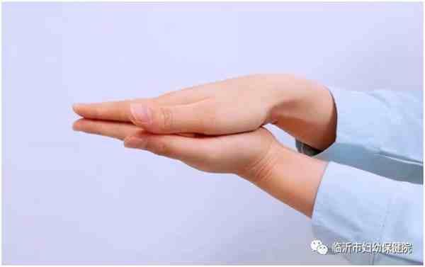 七步洗手法(如何洗手)
