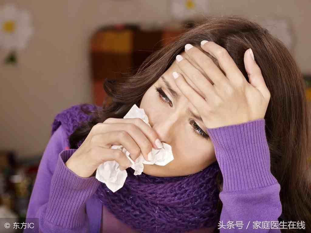 如何分辨风寒感冒和风热感冒?清楚这些症状区别,一秒就能辨别