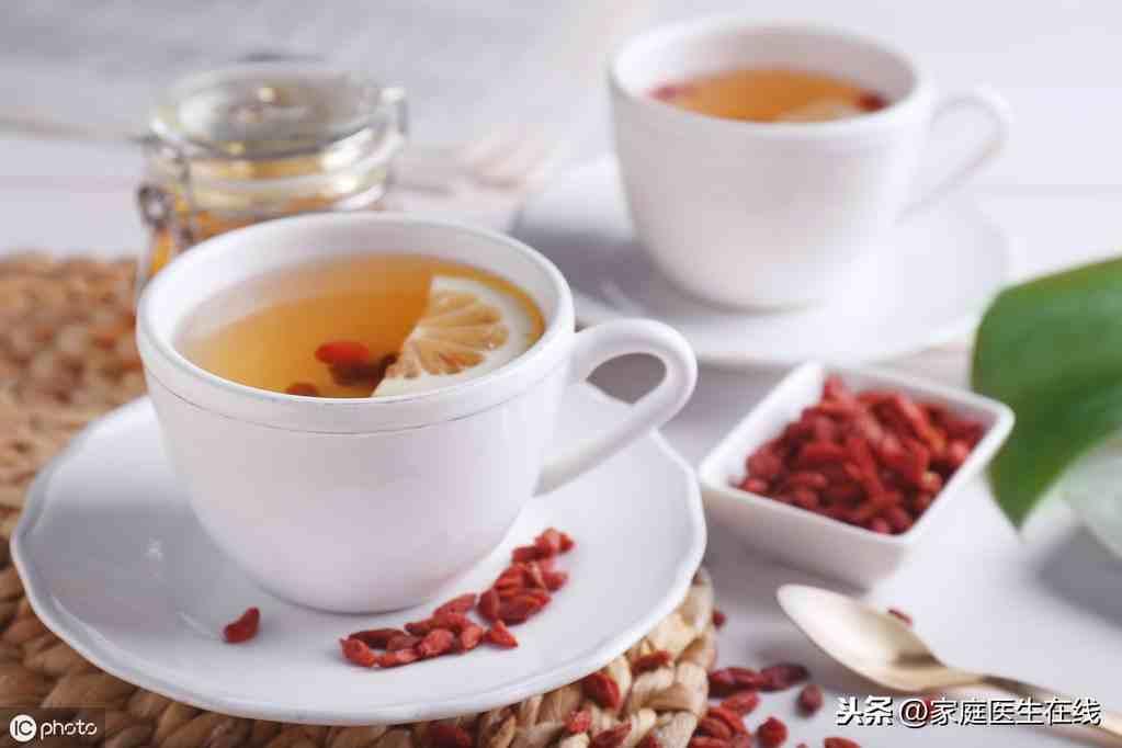 """枸杞茶有什么好处?适当喝一喝,身体会""""感谢""""你"""