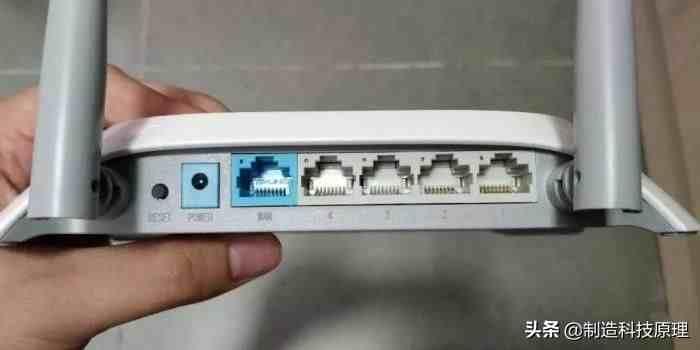 无线路由器设置步骤