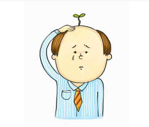 防止脱发5个方法