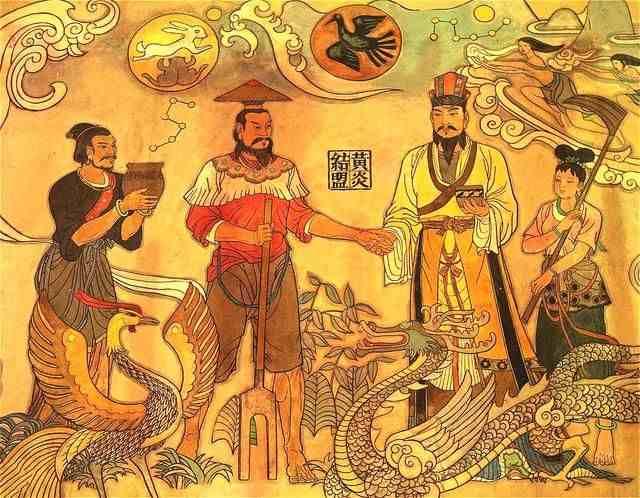 中国人起源于哪里?中国人真的来自西方?