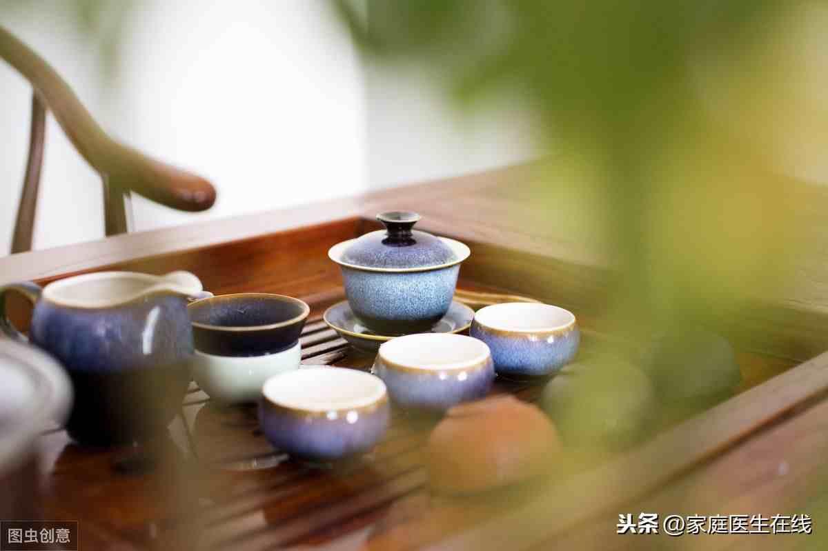 喝茶有什么好处?经常喝茶的人,有这几个好变化