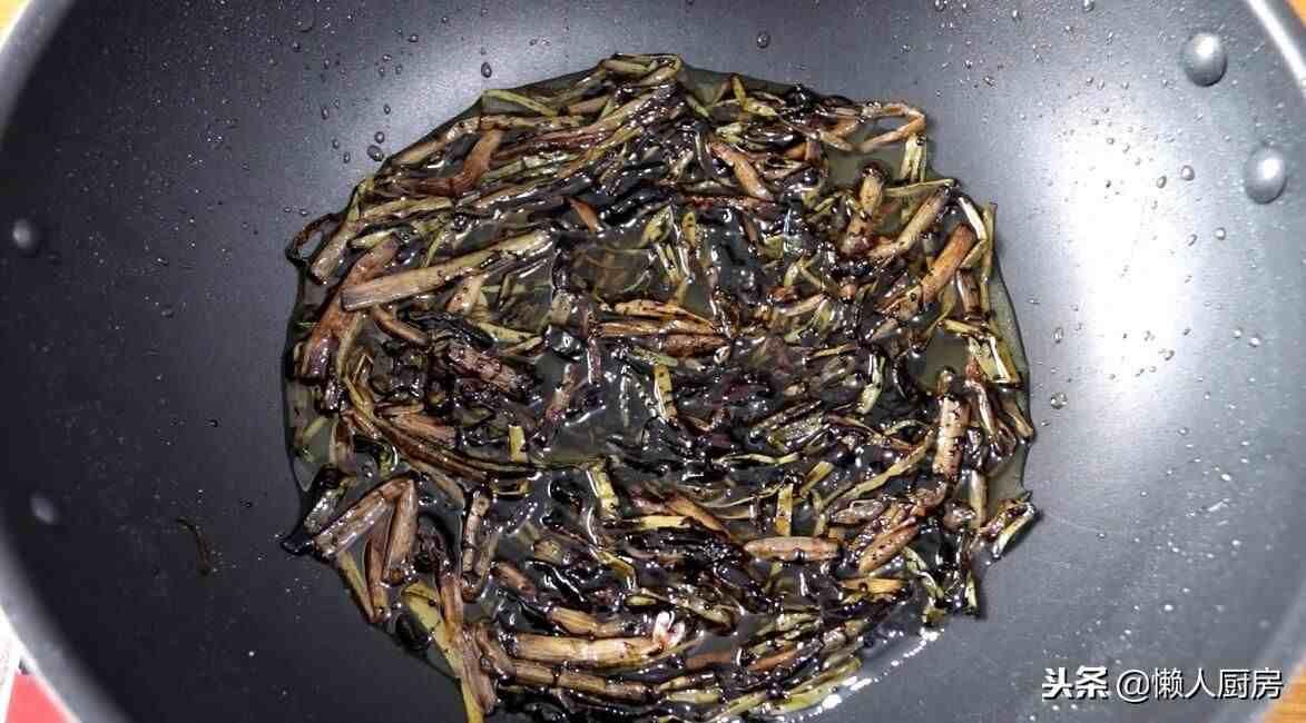 葱油拌面这样做好吃,教你如何熬葱油汁,香气扑鼻,吃一口满嘴香