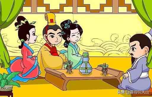 完璧归赵的主人公是谁/蔺相如和秦王,最简单完璧归赵的故事概括