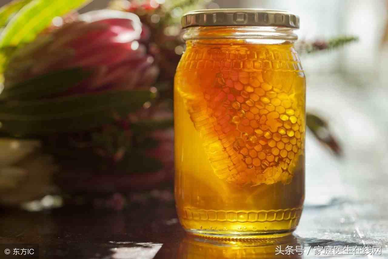 常吃蜂蜜有这4大作用,生活达人教你一眼辨别真假蜂蜜