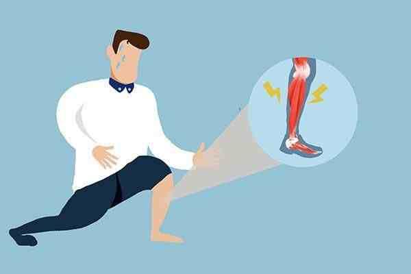 哪些原因会造成腿抽筋?该如何缓解?