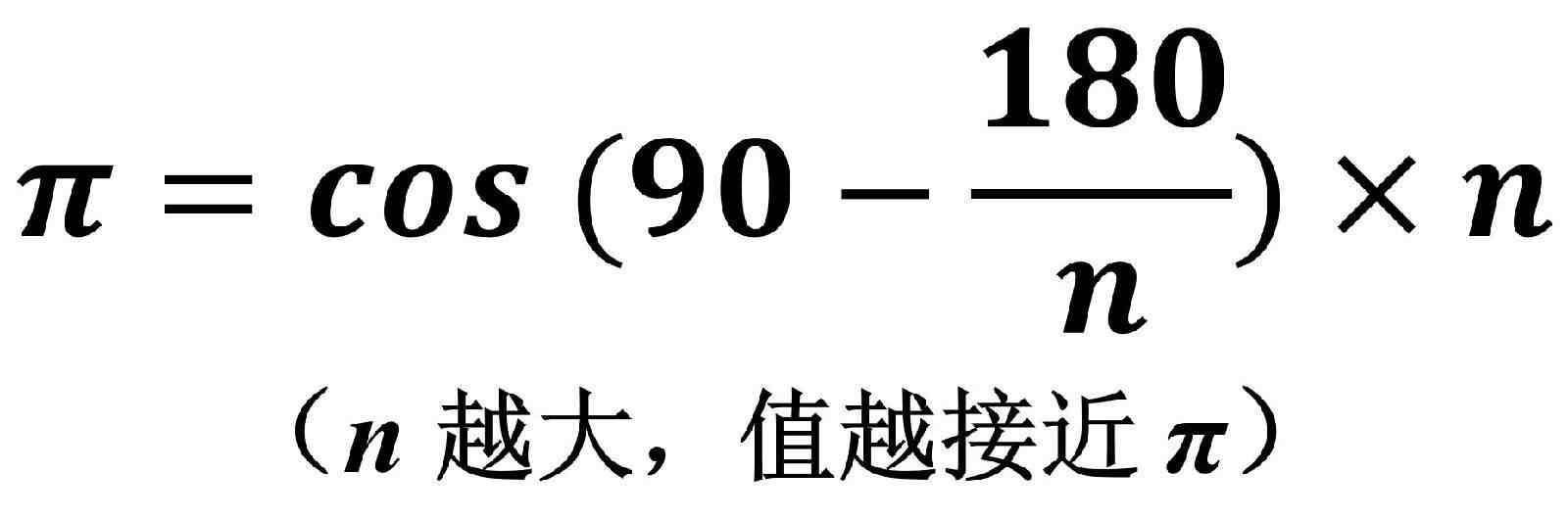 圆周率是怎样算出来的?