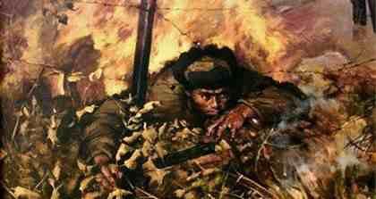 除了黄继光 邱少云,少有人知的抗美援朝十大英雄人物
