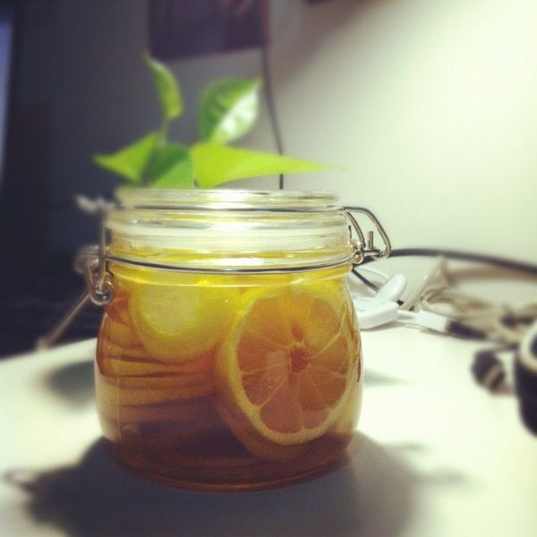 柠檬蜂蜜怎么制作(蜜渍柠檬的做法)