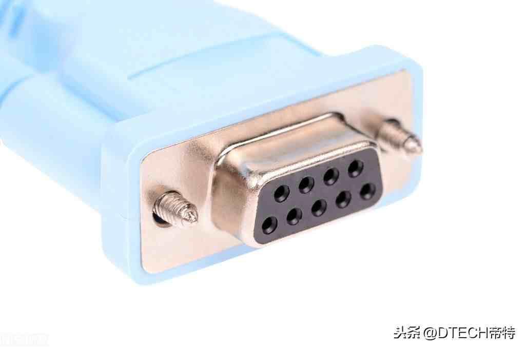 RS232串口线接口及接法(串口通信RS232的基本接法)