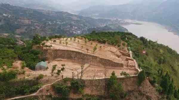 重庆奉节白帝城遗址考古发掘取得重要收获