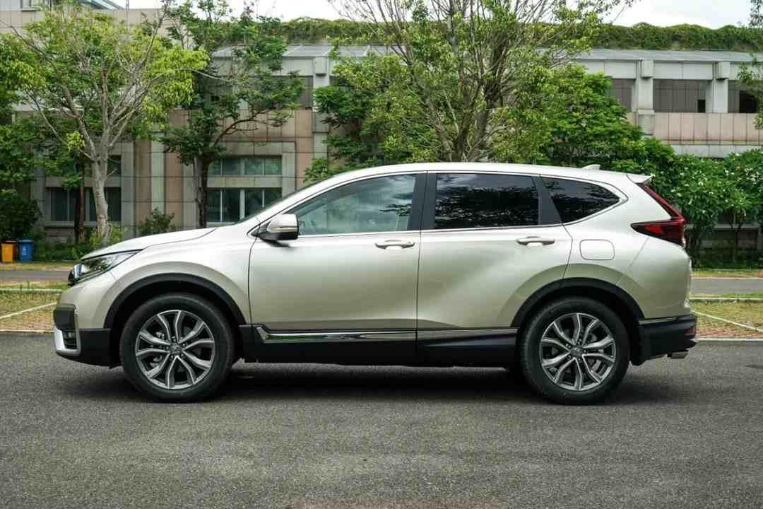 16.98万起!本田CR-V出新款,买哪款最划算?