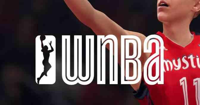 wnba代表什么(美国国家女子篮球协会(WNBA))