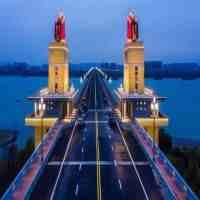 """南京长江大桥有多长(最有名的5座""""长江大桥"""")"""