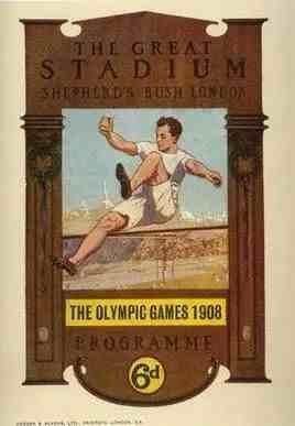 历届奥运会会徽了解一下
