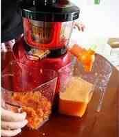 胡萝卜苹果汁的做法步骤