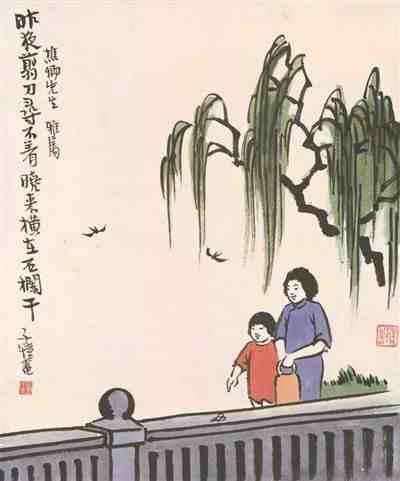 """知否?古代清明节又称""""柳节"""""""