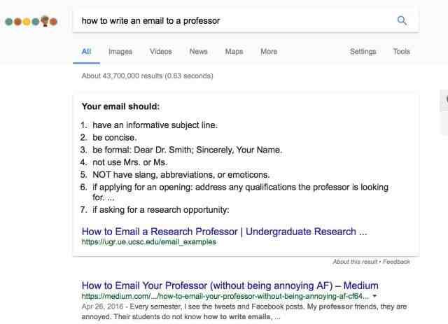如何写好一封电子邮件