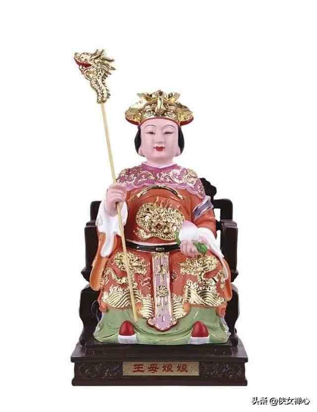 百神传说之王母娘娘