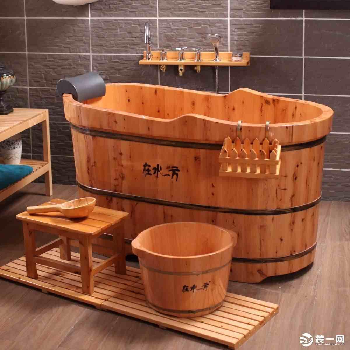 沐浴桶尺寸及优缺点介绍 南宁装修网分享沐浴桶知识点
