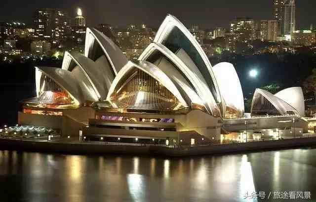 太全了:世界上各个国家的标志性建筑