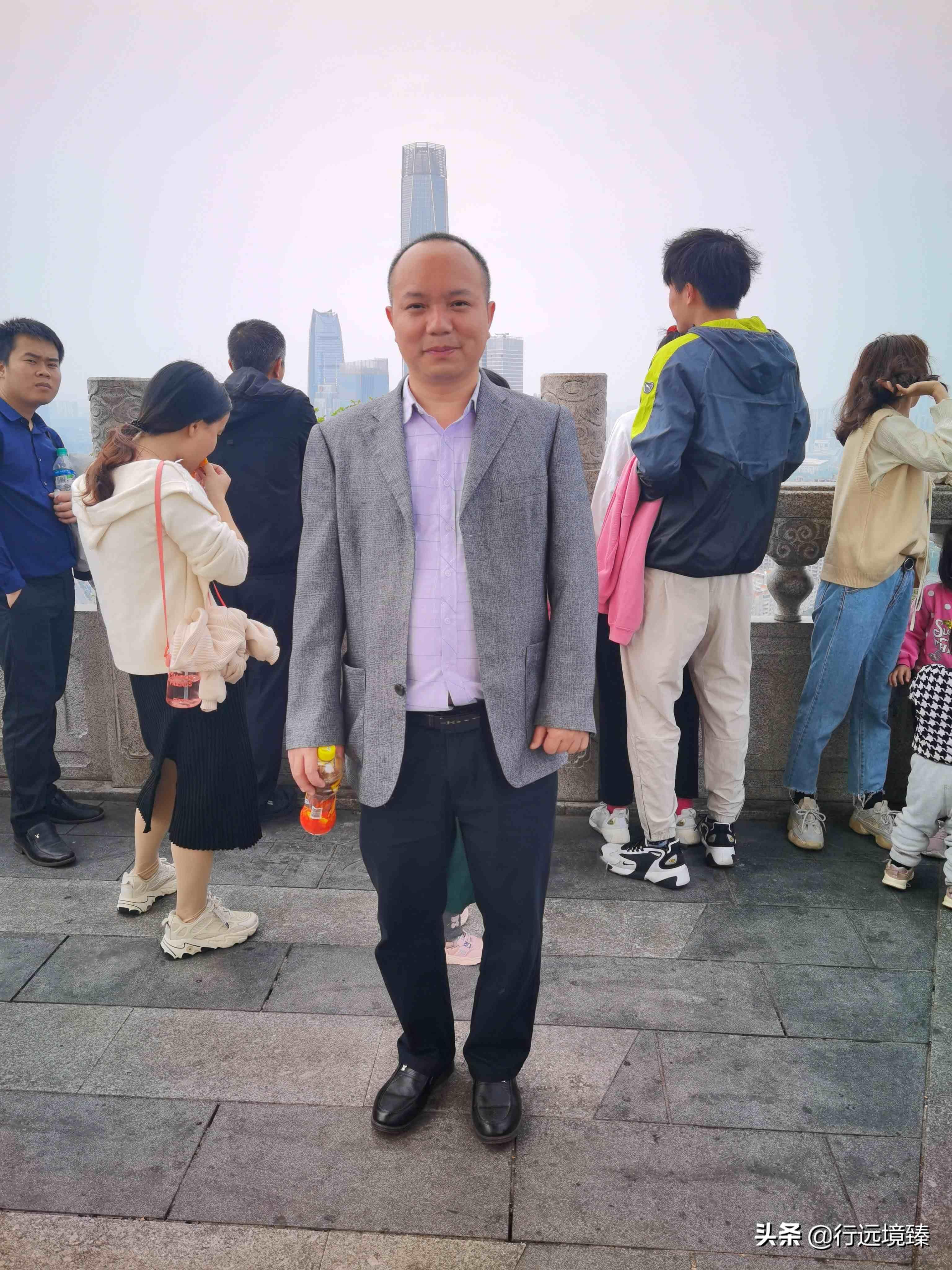 2021年第一游——东莞旗峰山公园