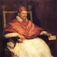 教皇英诺森十世像(收藏|世界名画教皇英诺森十世像)