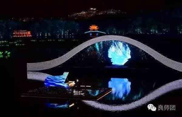 G20晚会这种大场面,还是中国玩的6!