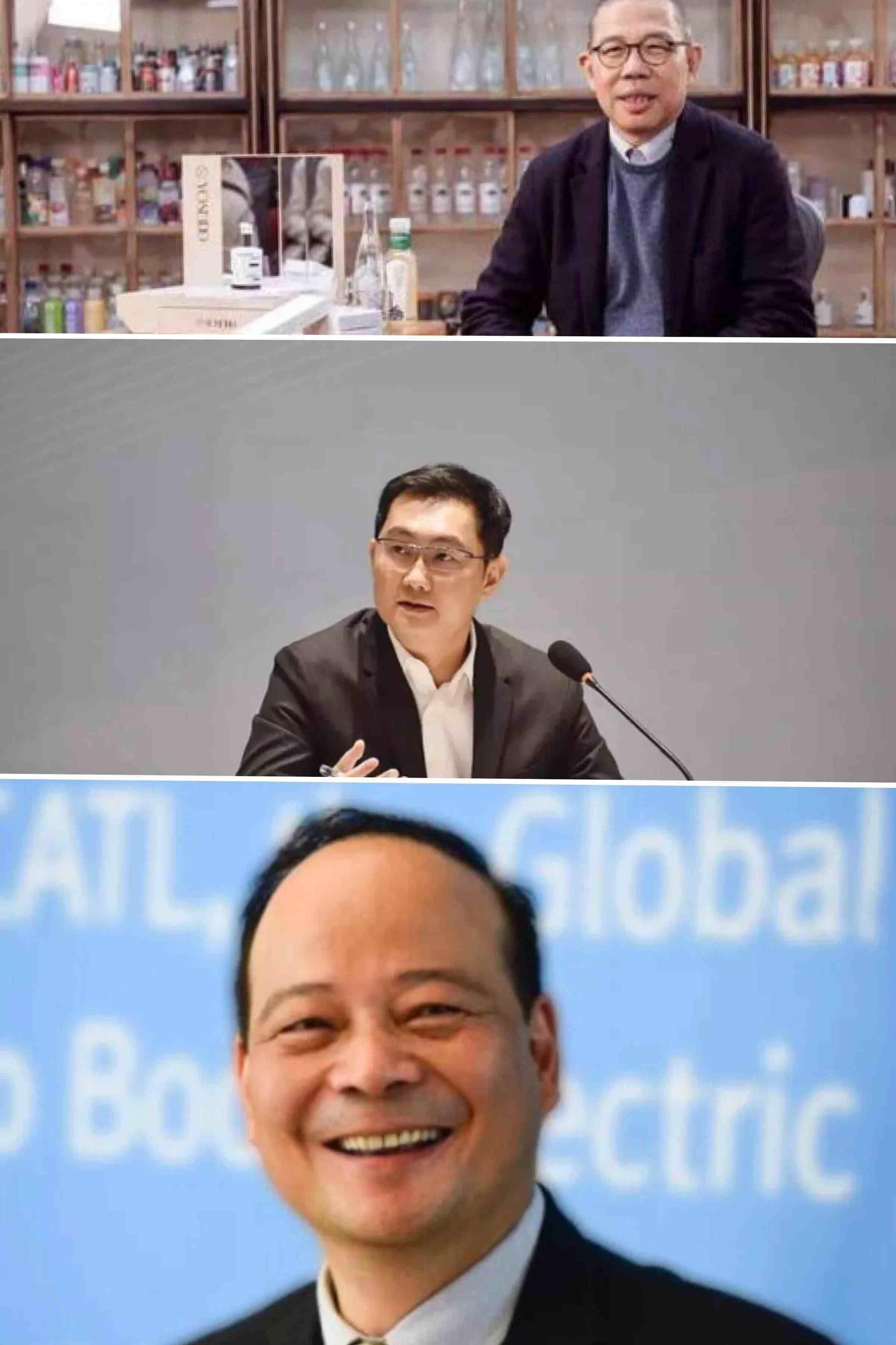 2021年全球华人61位顶级富豪榜,粤闽浙商人占半壁江山
