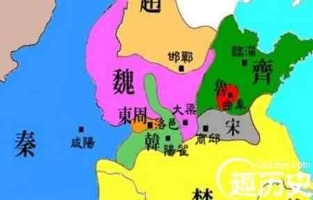 历史风云:战国七雄指的是哪七个国家?