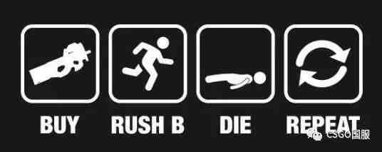 今晚Rush B?抖音大火的Rush B到底是个啥