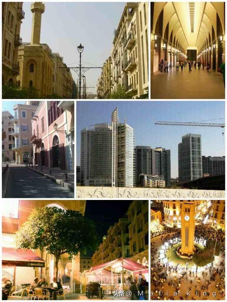 黎巴嫩首都-贝鲁特