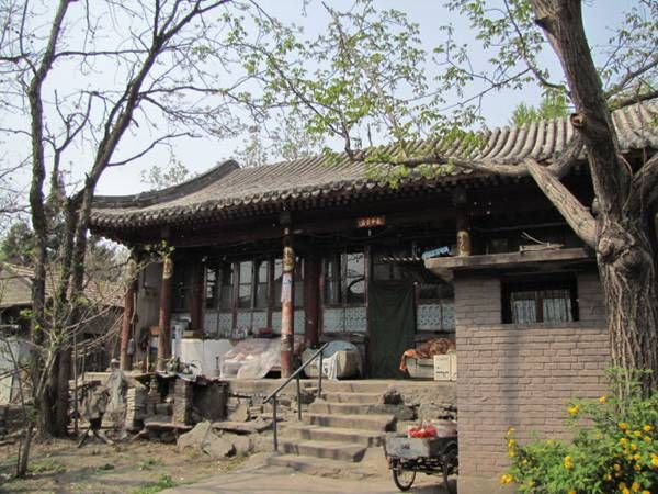 美丽中国:四合院保存下来的崇礼宅,虽是大杂院儿情况还好(图)