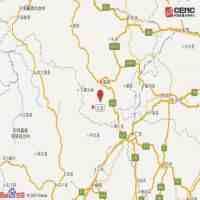 文县地震(甘肃陇南市文县发生3.1级地震)