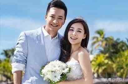 刘璇和王弢恋爱12年,结婚4次,何炅竟是媒人,爱情故事真上头