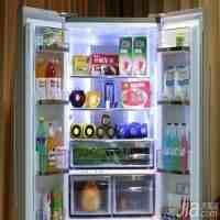 冰箱冷藏室结冰(冰箱冷藏室结冰原因及解决方法)