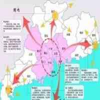 珠三角包括哪些城市?(和非珠三角地区的差距,为什么会如此大?)