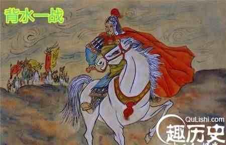 背水一战的历史人物,主人公不是项羽是韩信