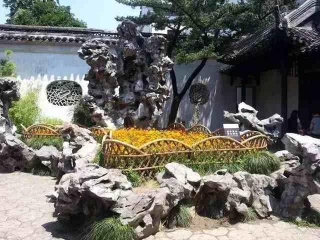 太湖石|苏州文化名片之一