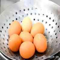 怎样煮鸡蛋(正确的煮鸡蛋方法)