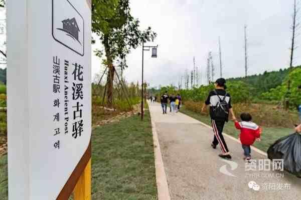 雁江三大网红景点假期游客超10万,离不开这些人!