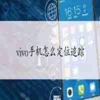 vivo手机怎么定位追踪别人手机(vivo手机怎么定位追踪)