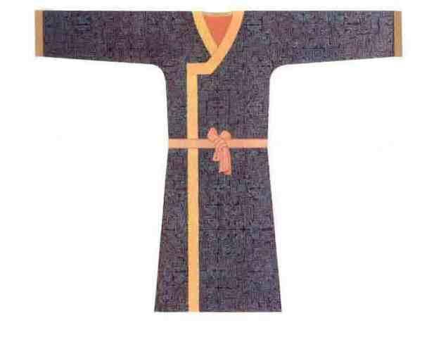 古代服装(中国历代传统服饰)