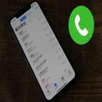 苹果怎么查之前的通话记录吗(iphone查历史通话记录)