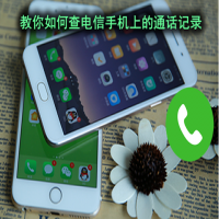 电信电话通话记录查询系统(电信通话详单明细查询)