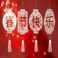 春节的祝福语大全(春节拜年祝福语大全)