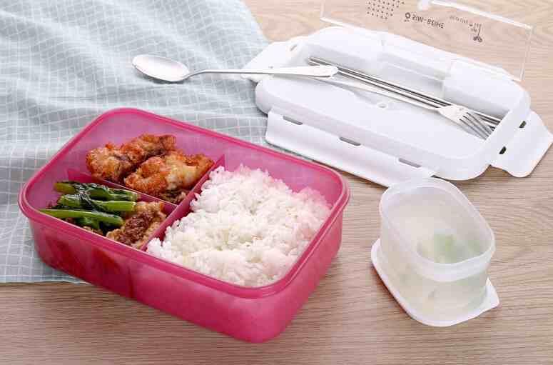 带饭一族必看:只有3种饭盒可进微波炉